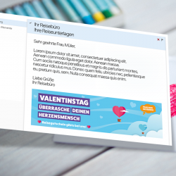 Valentinstag Mailfooter...