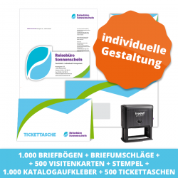Marketing-Paket L mit Druck