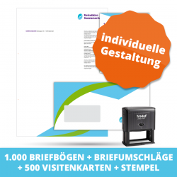 Marketing-Paket M mit Druck