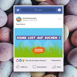 Osterzeit Facebook Posts...